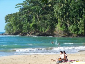 Playa Punta Uva Puerto Viejo Costa Rica